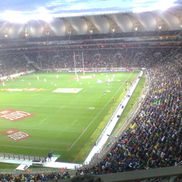 England vs South Africa - 3rd test