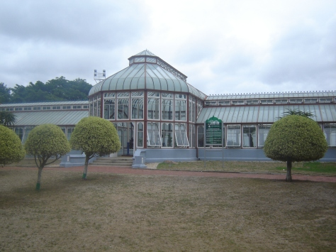 The Victorian Pearson Conservatory, PE