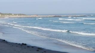Wild Coast shore-line