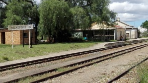 Wolwefontein Station