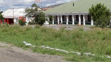 Wolverfontein Hotel