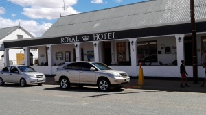 Royal Hotel, Steytlerville